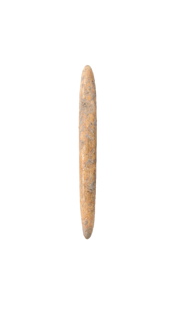 Bone double tip, Pulo, III Canopy, Bronze Age